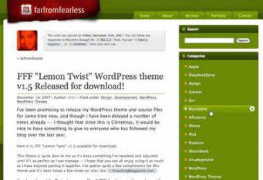 100 temi gratuiti per WordPress