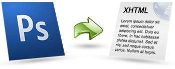 Come sezionare un layout con Photoshop: da PSD a XHTML