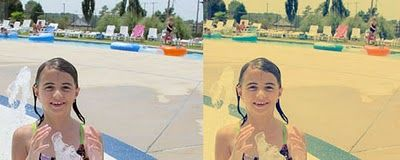 10 Azioni Photoshop Instagram Cross Processing