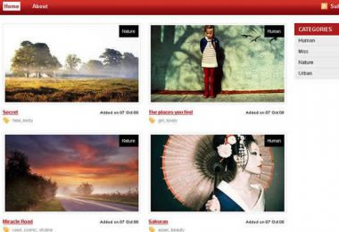 25 temi fotografici WordPress gratuiti