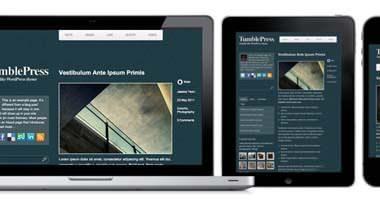 10 temi WordPress gratuiti e compatibili con i dispositivi mobile.