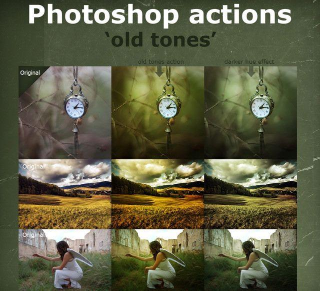 50 azioni Photoshop per risparmiare tempo