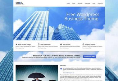 200 Responsive WordPress Themes Gratuiti