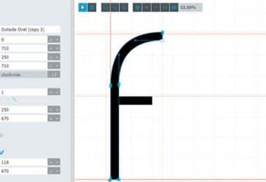 Con Glyphr Studio si creano font vettoriali personalizzati in pochi click