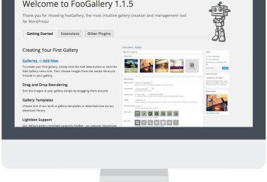 FooGallery, il plugin che rivoluziona il concetto di gallery