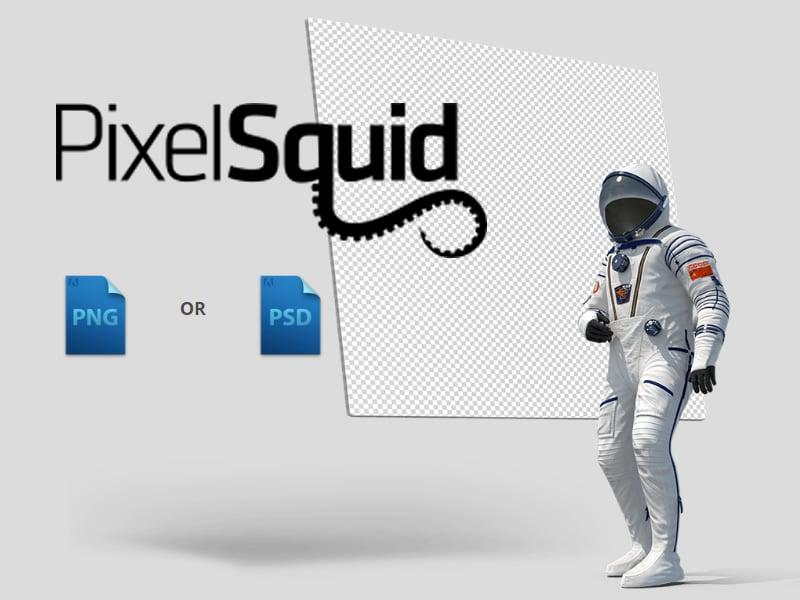 Immagini 3d di qualità con PixelSquid