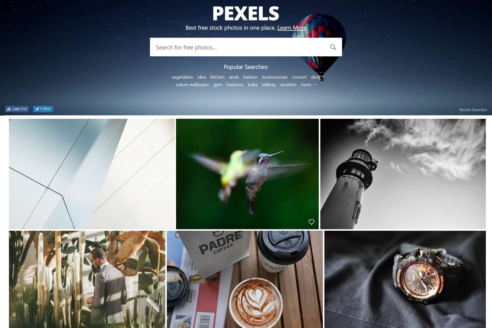 Pexels: Foto gratis alta risoluzione sotto licenza Creative Commons Zero