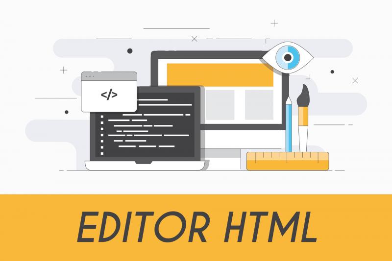 Editor HTML: i migliori editor di testo per creare un sito internet