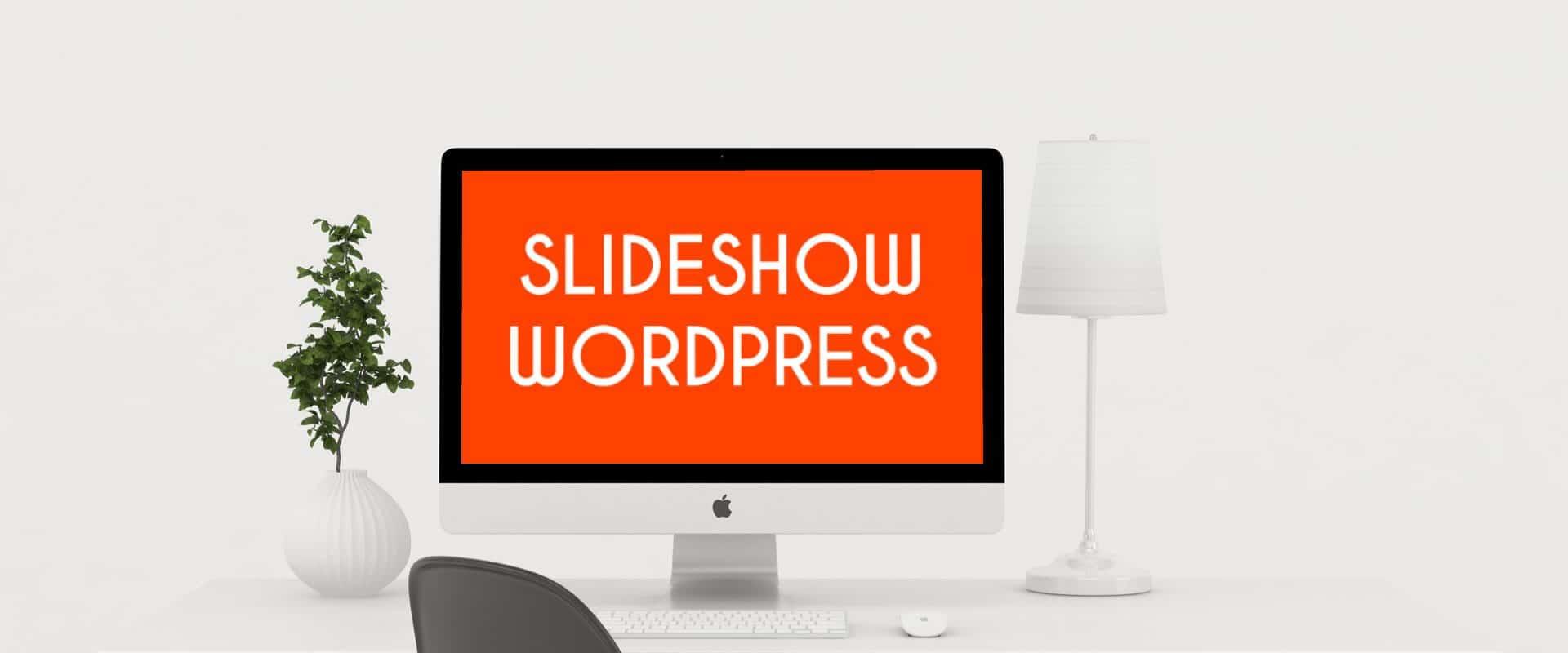 slideshow wordpress